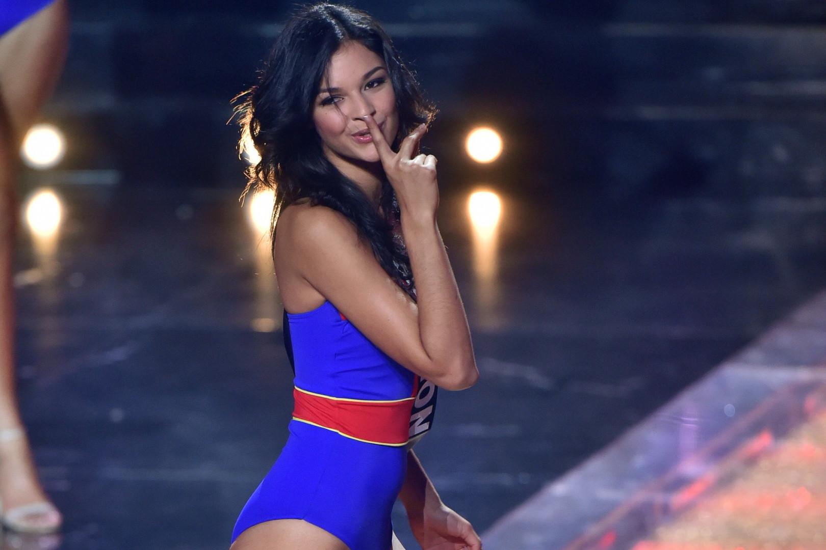 Miss Réunion,  quatrième dauphine du concours Miss France 2016