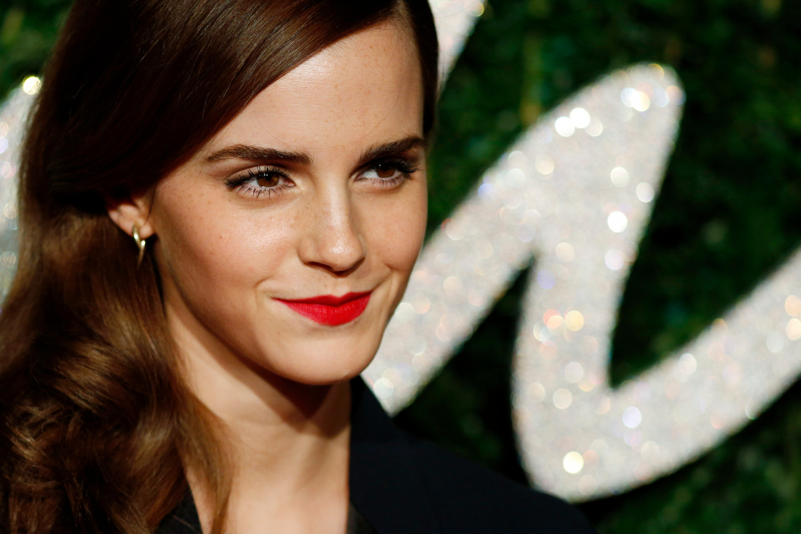 """Emma Watson, 25 ans, actrice anglaise incarnant Hermione dans """"Harry Potter"""""""