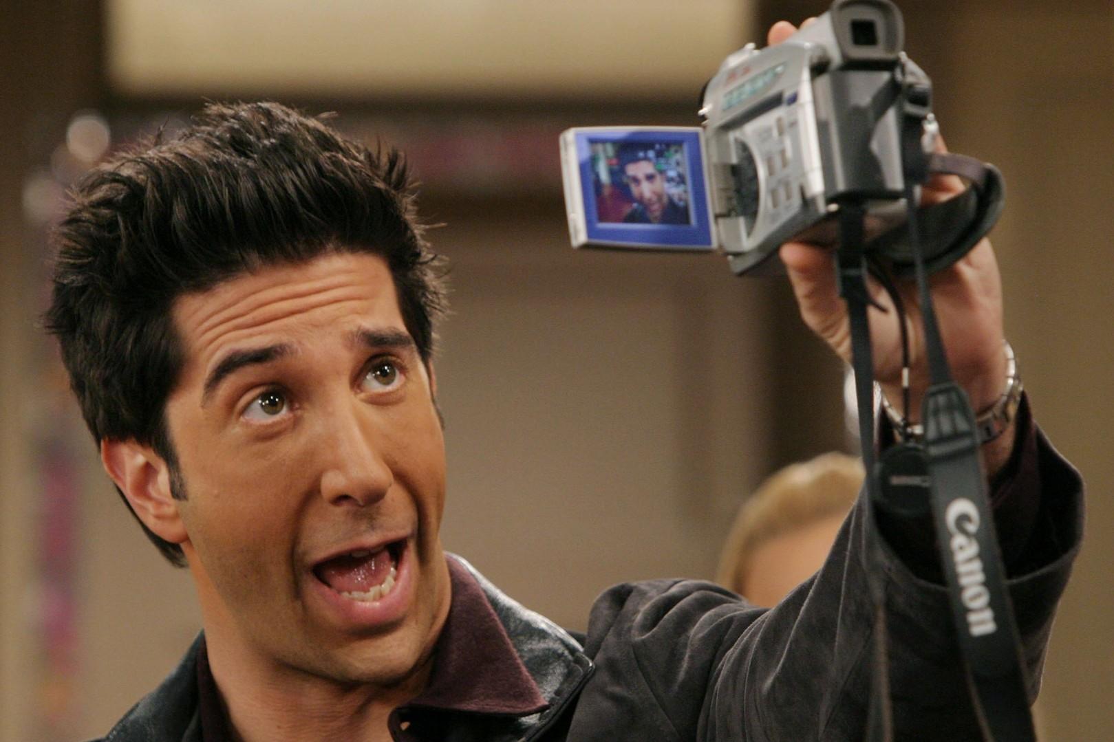 """Il était Ross Geller dans """"Friends"""""""