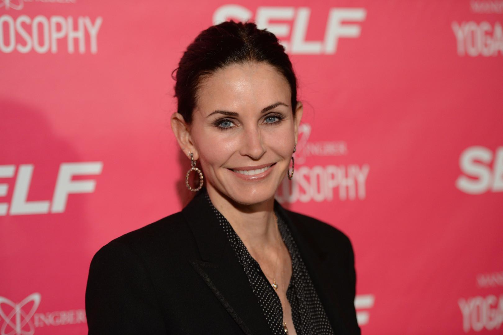 """L'actrice a ensuite tenu le rôle principal dans la série """"Cougar Town"""""""