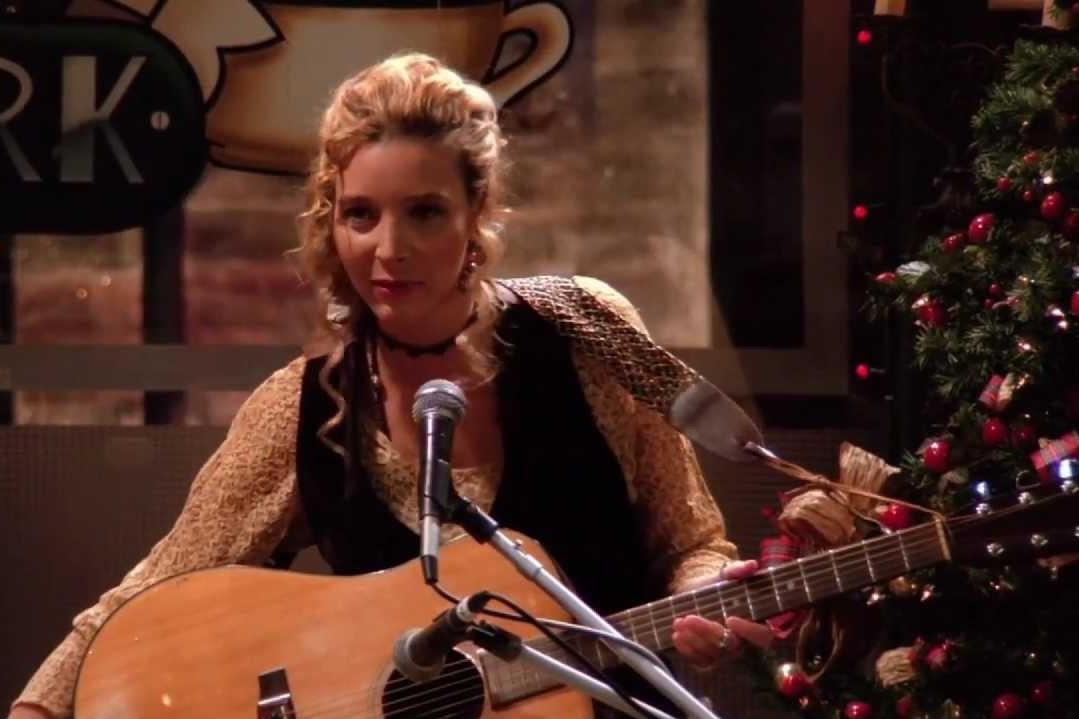 """Dans """"Friends"""", Lisa Kudrow interprétait Phoebe Buffay"""