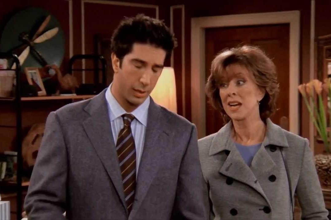 Christina Pickles a tenu le rôle de Judy Geller, la mère de Ross et Monica, pendant 10 ans