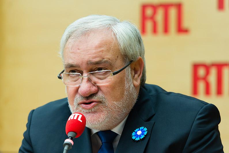 Jean-Marc Todeschini, secrétaire d'État auprès du ministre de la Défense, chargé des Anciens combattants et de la Mémoire.