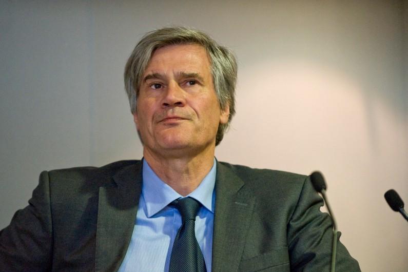 Stéphane Le Foll, ministre de l'Agriculture, de l'Agroalimentaire et de la Forêt, porte-parole du gouvernement.