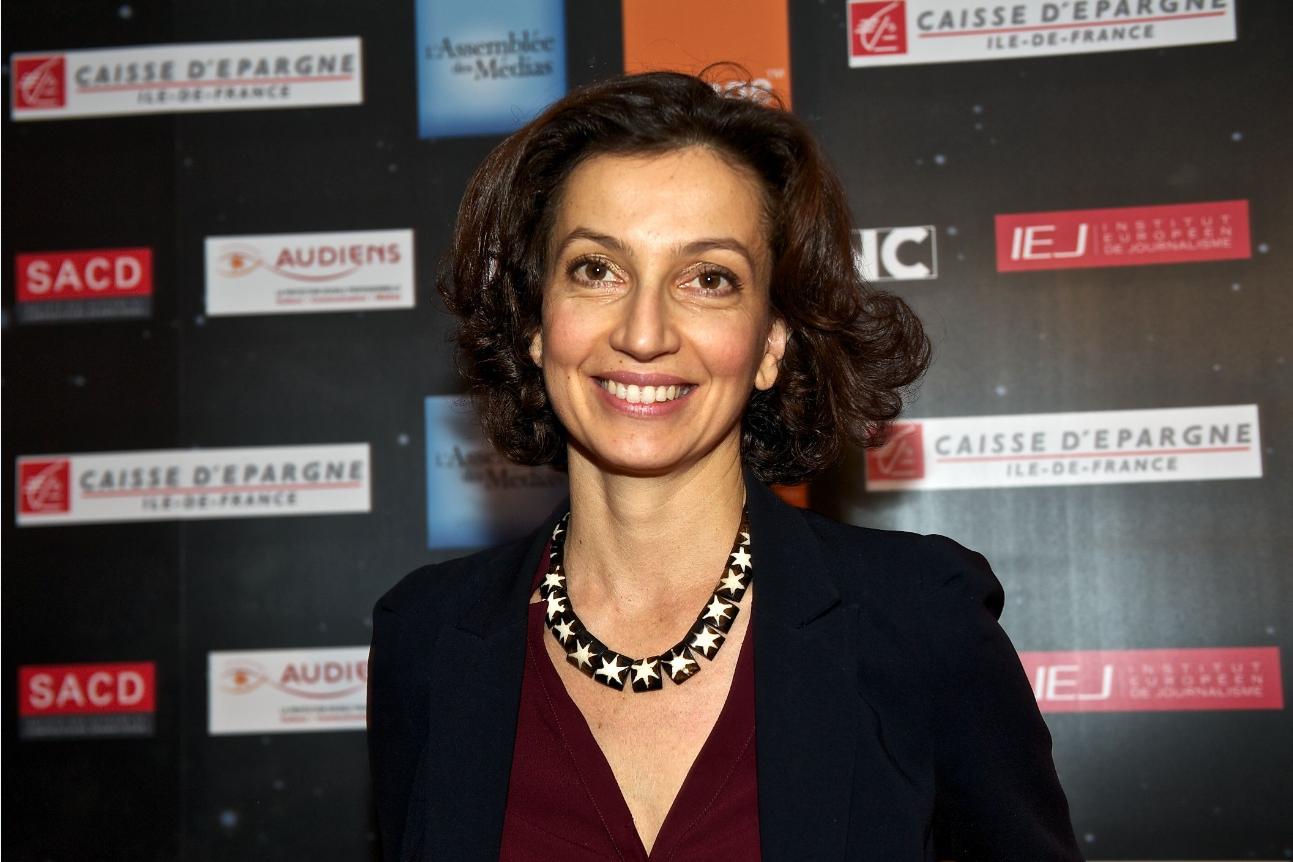 Audrey Azoulay, ministre de la Culture et de la Communication.