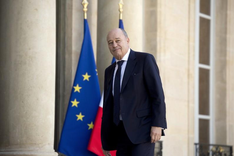 Jean-Michel Baylet, ministre de l'Aménagement du territoire, de la Ruralité et des Collectivités territoriales.