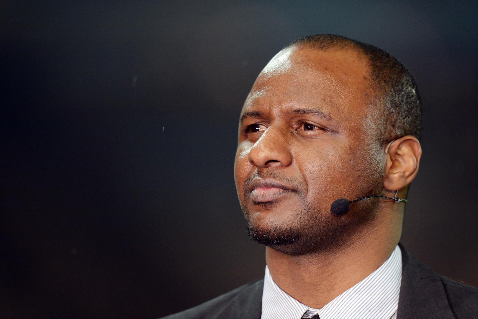 Patrick Vieira est l'entraîneur du New York City FC
