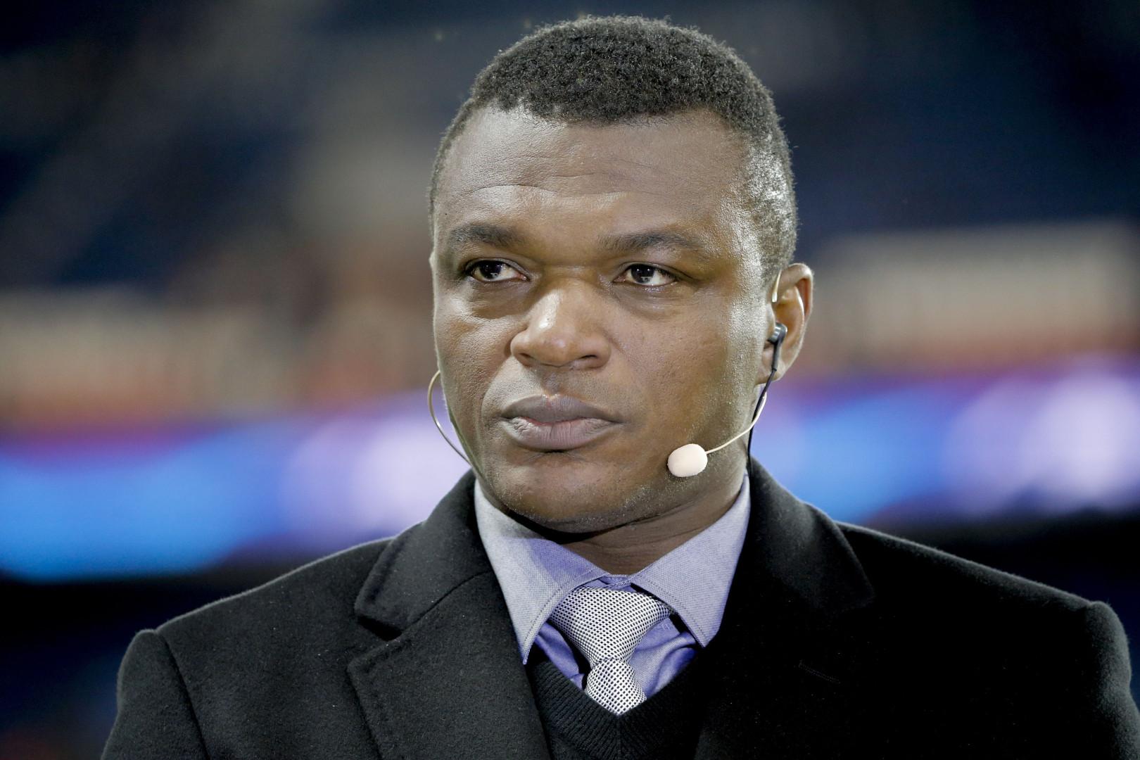 L'ancien défenseur Marcel Desailly officie désormais en tant que consultant pour beIn Sports