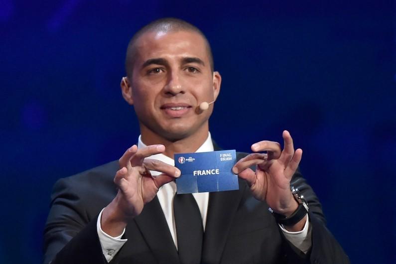 """David Trezeguet est ambassadeur de la Juventus, son ancien club, et a publié un livre intitulé """"Bleu Ciel"""""""