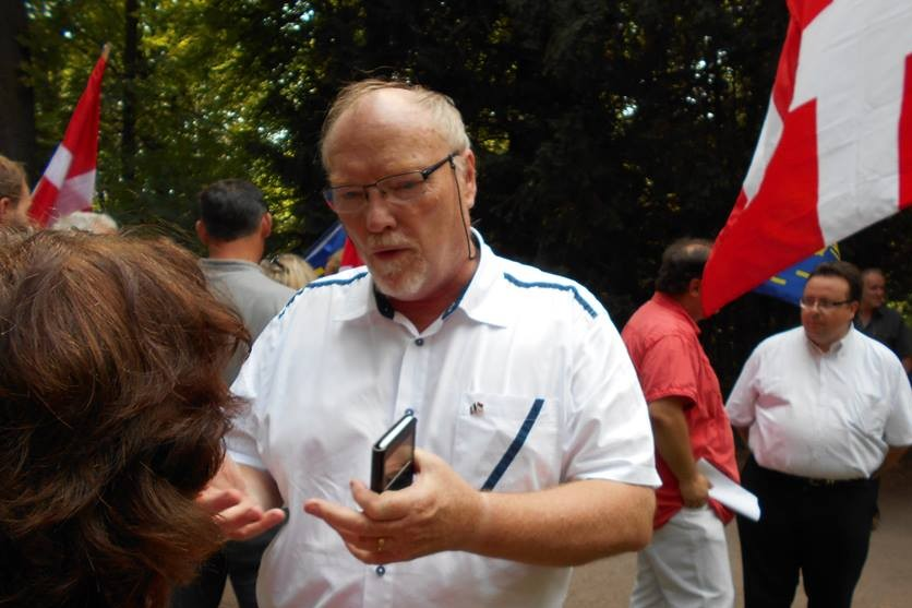 Paul Mumbach, Mouvement Franche-Comté