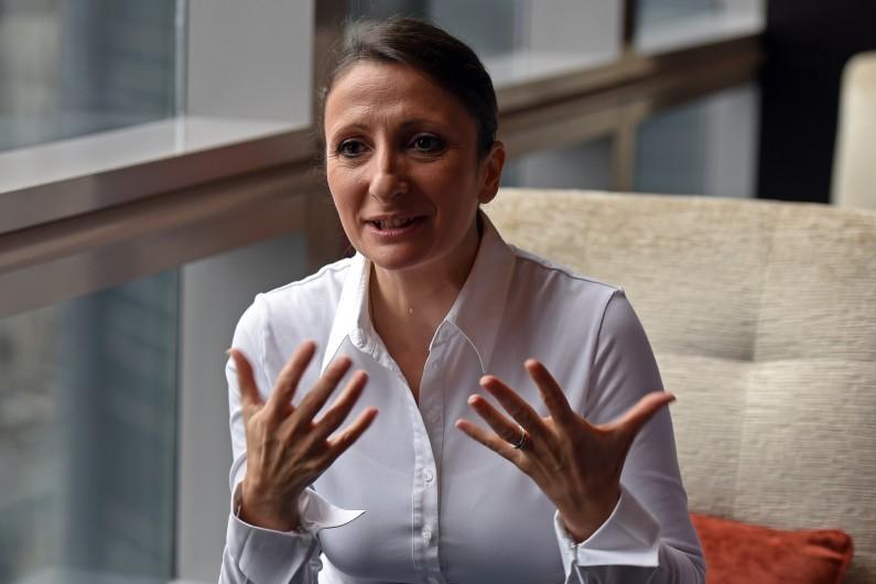 """Anne-Sophie Pic, """"Éléments de conversation culinaire"""""""