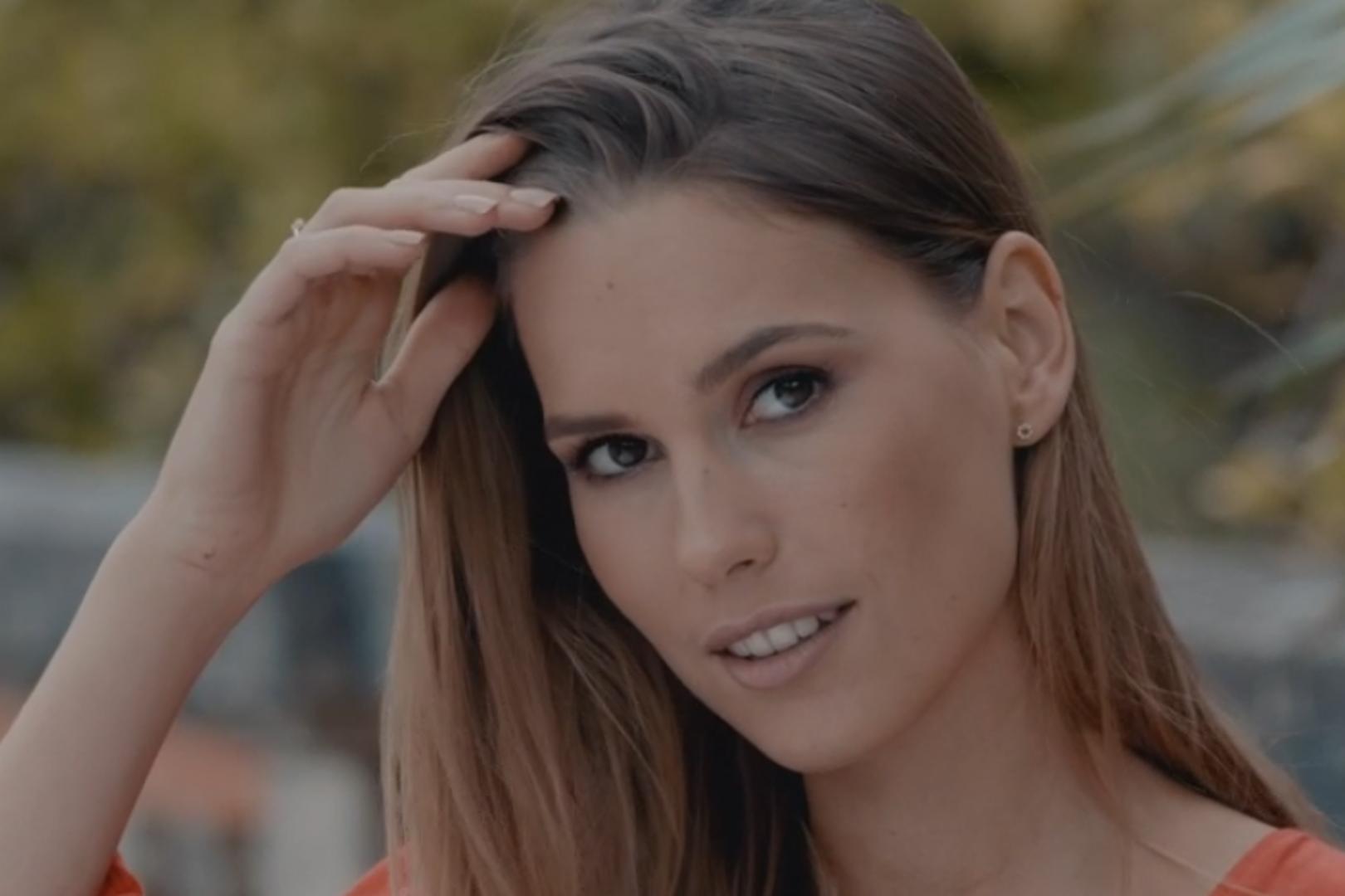 Justine Dubois, Miss Poitou-Charentes 2020