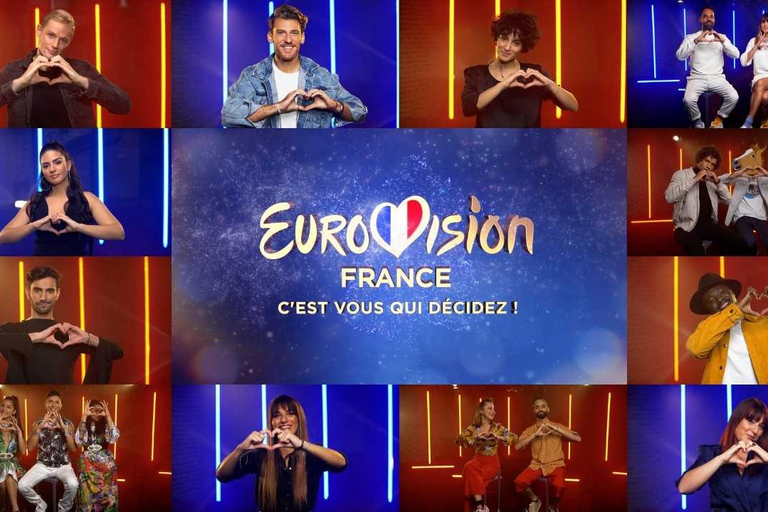 12 finalistes attendent vos votes pour l'Eurovision 2021