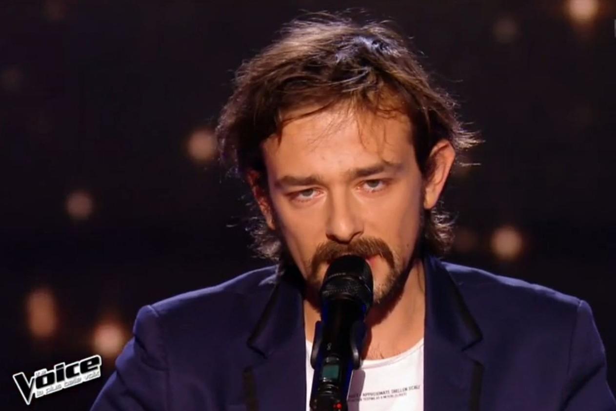 """Membre de l'équipe de Zazie, Clément a été sélectionné pour les primes """"The Voice"""""""