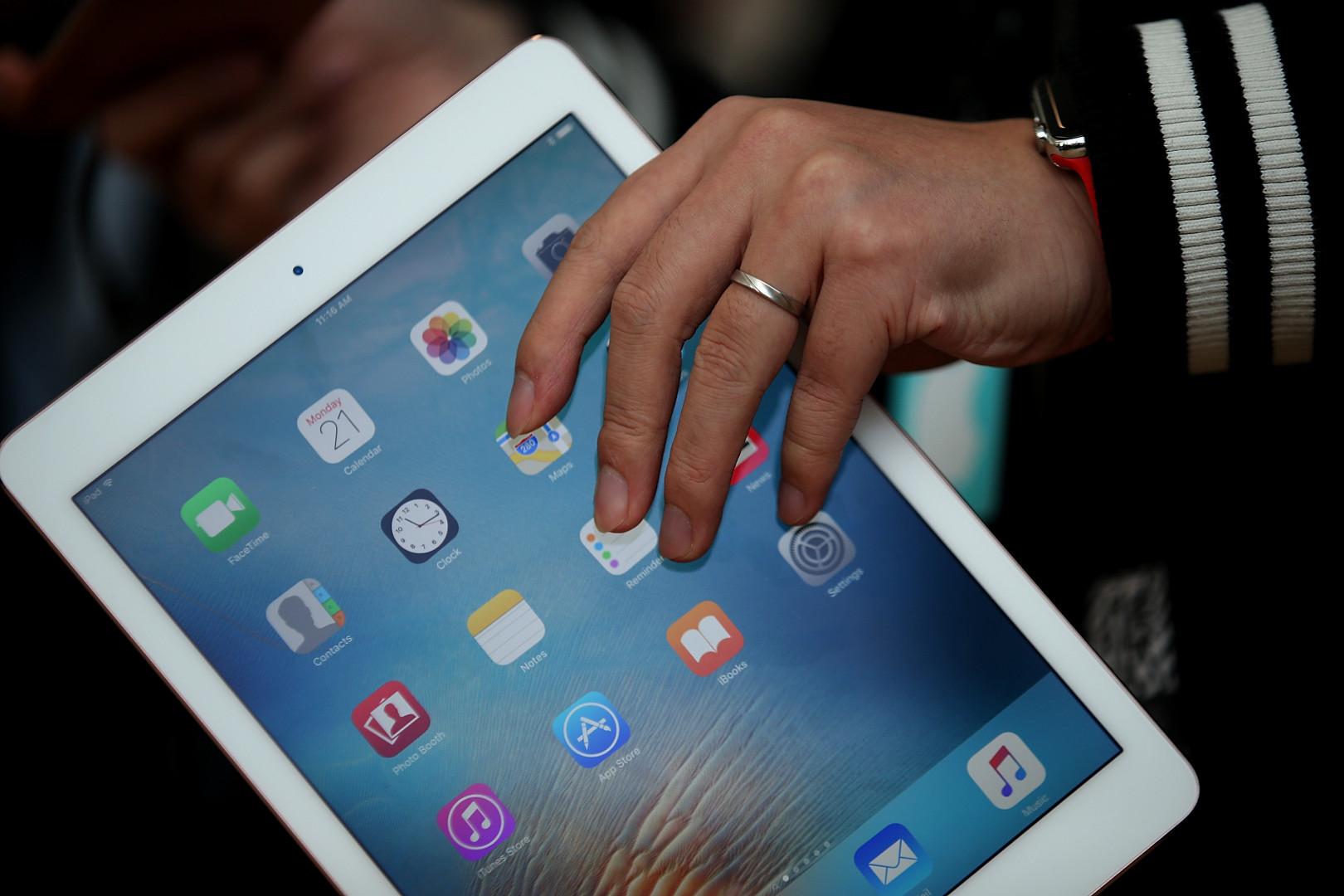 L'iPad Pro 7,9 pouces est commercialisé depuis le 31 mars