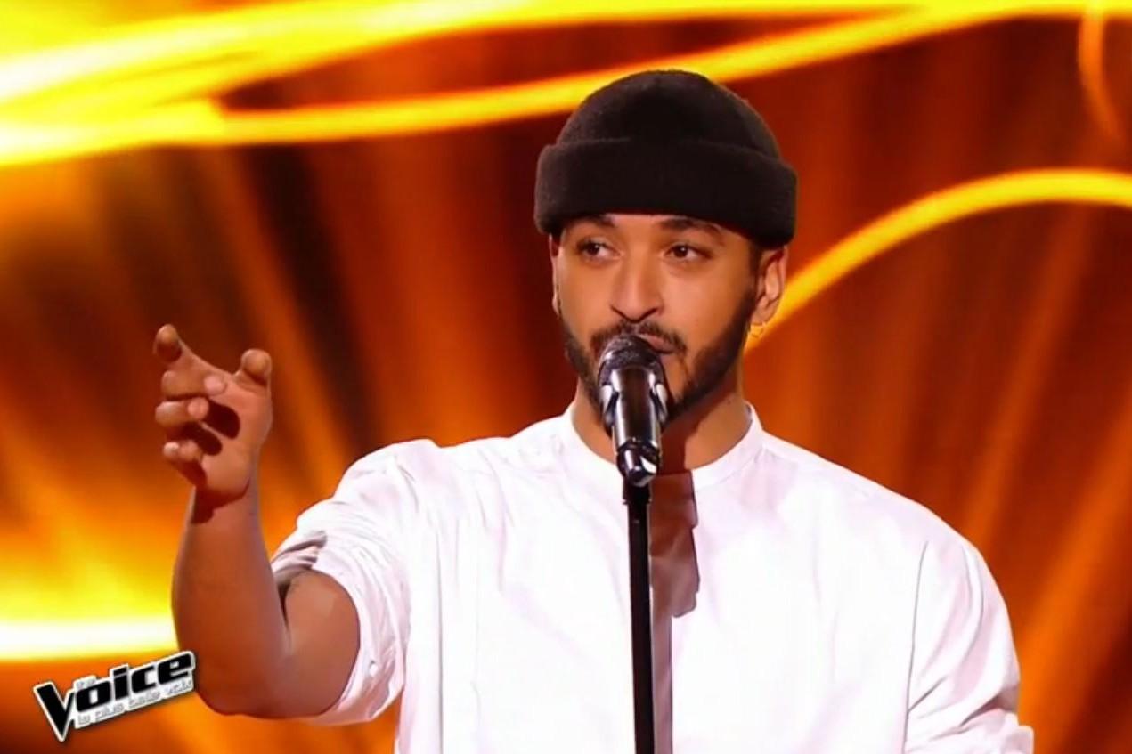 """L'incroyable Slimane, team Florent Pagny participera aux primes """"The Voice"""""""