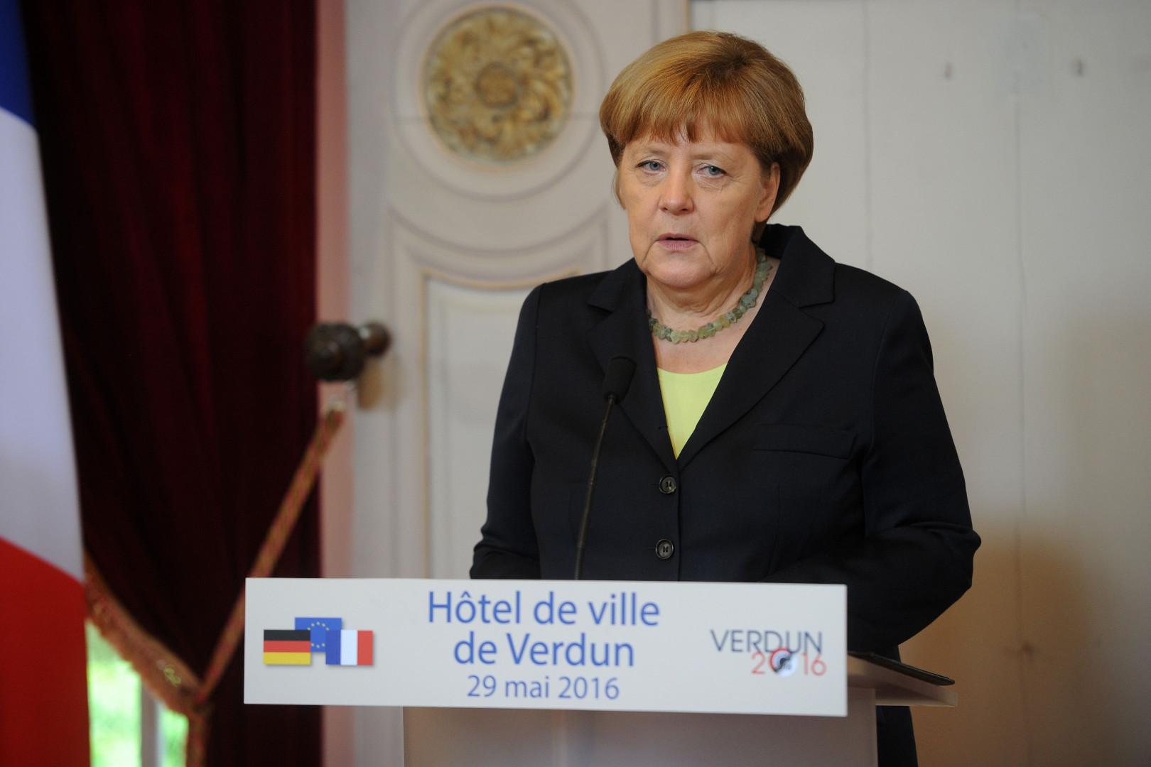 Pour la première fois un représentant allemand s'est rendu à la Mairie de Verdun