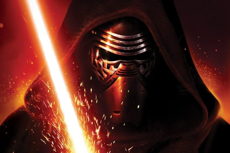 """Kylo Ren est l'un des méchants de """"Star Wars 7"""""""