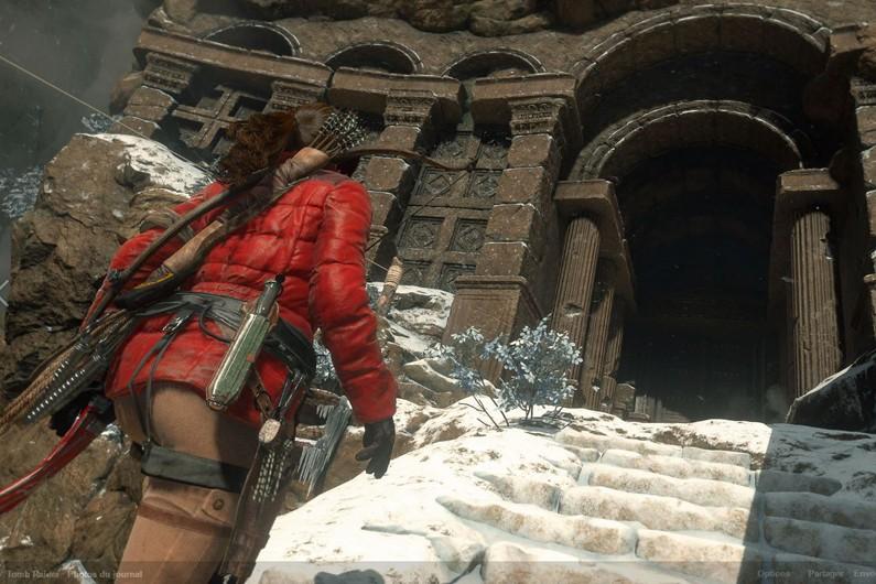 """Le nouveau """"Tomb Raider"""" présenté lors de l'E3"""