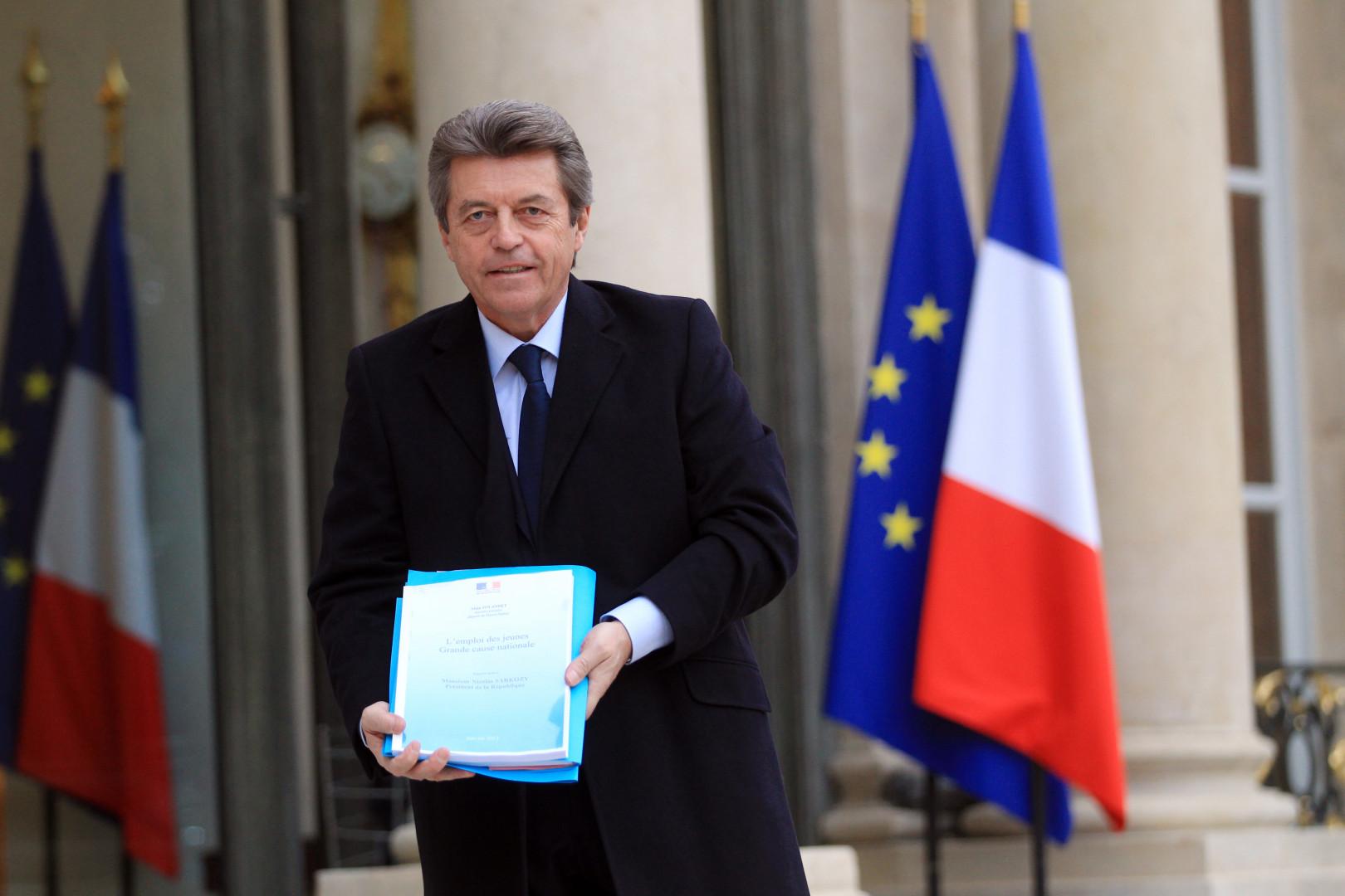 Alain Joyandet, conseiller politique de Nicolas Sarkozy