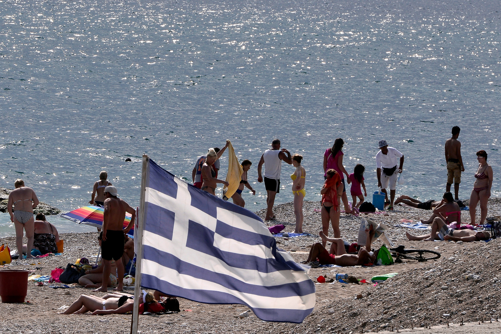 Athènes est la 3e destination préférée des Français pour l'été 2015, selon Skyscanner (illustration)