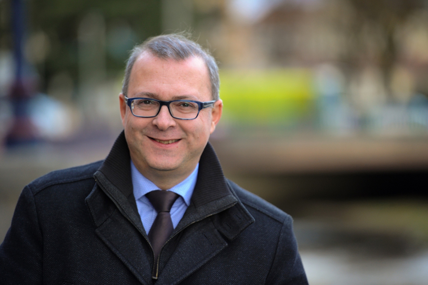 Damien Meslot, député-maire de Belfort (LR)