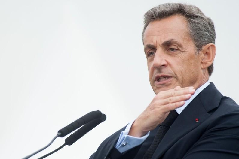 Nicolas Sarkozy le 4 septembre 2016 à La Baule