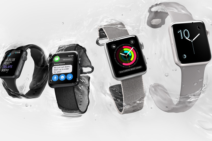 La nouvelle Apple Watch 2 a été lancée par la firme Américaine Apple lors de conférence de presse de San Francisco ce mercredi 7 septembre