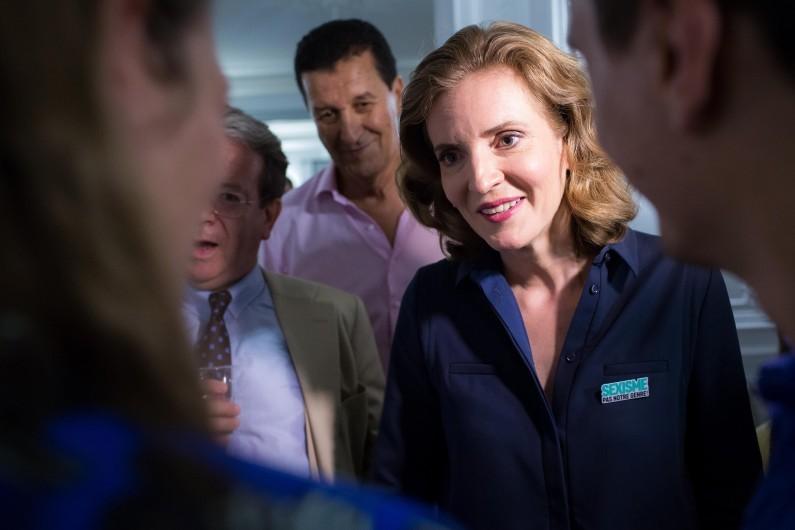 Nathalie Kosciusko-Morizet a réuni tous ses parrainages pour concourir à la primaire de la droite