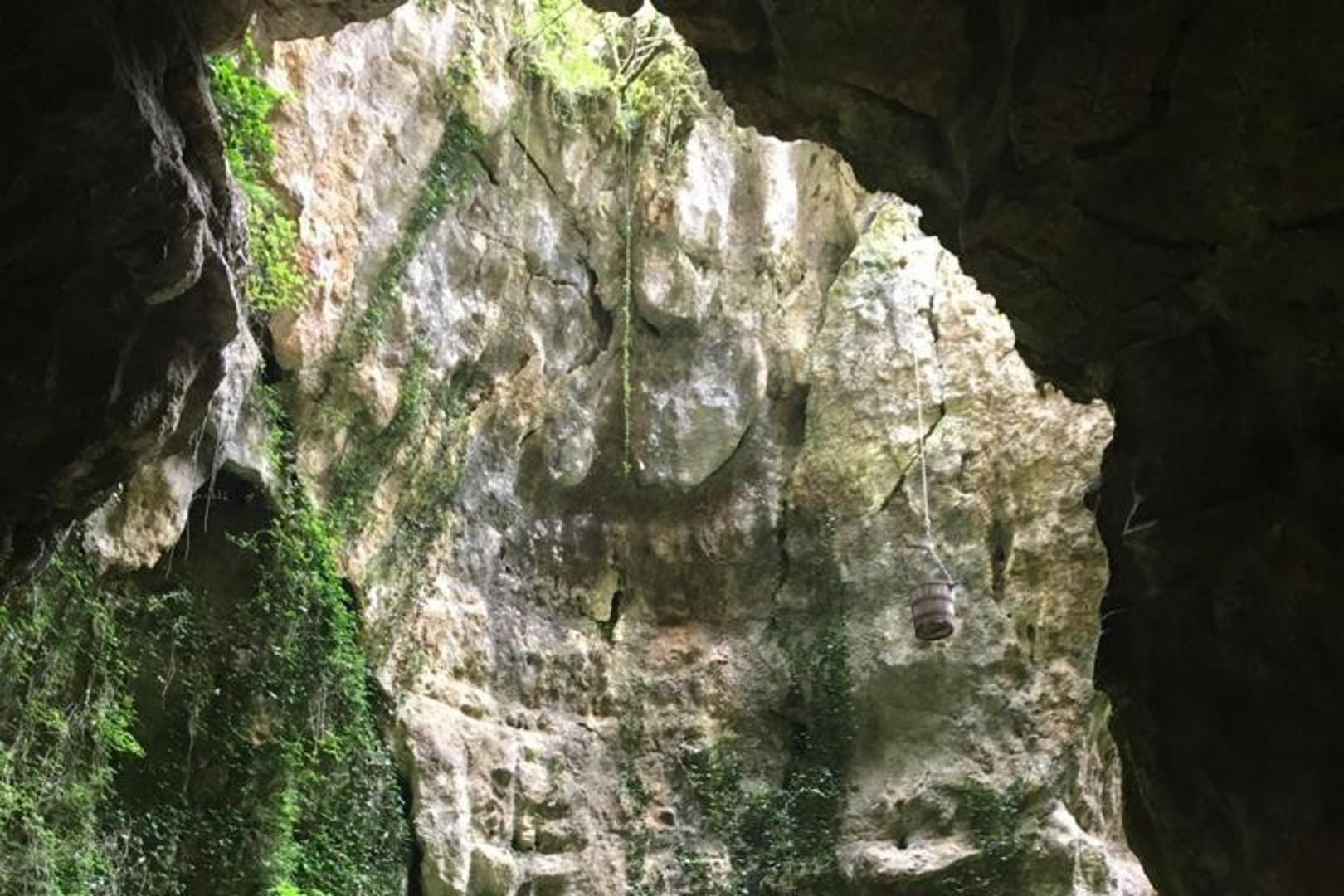 La phosphatière du Cloup d'Aural à Bach, Lot