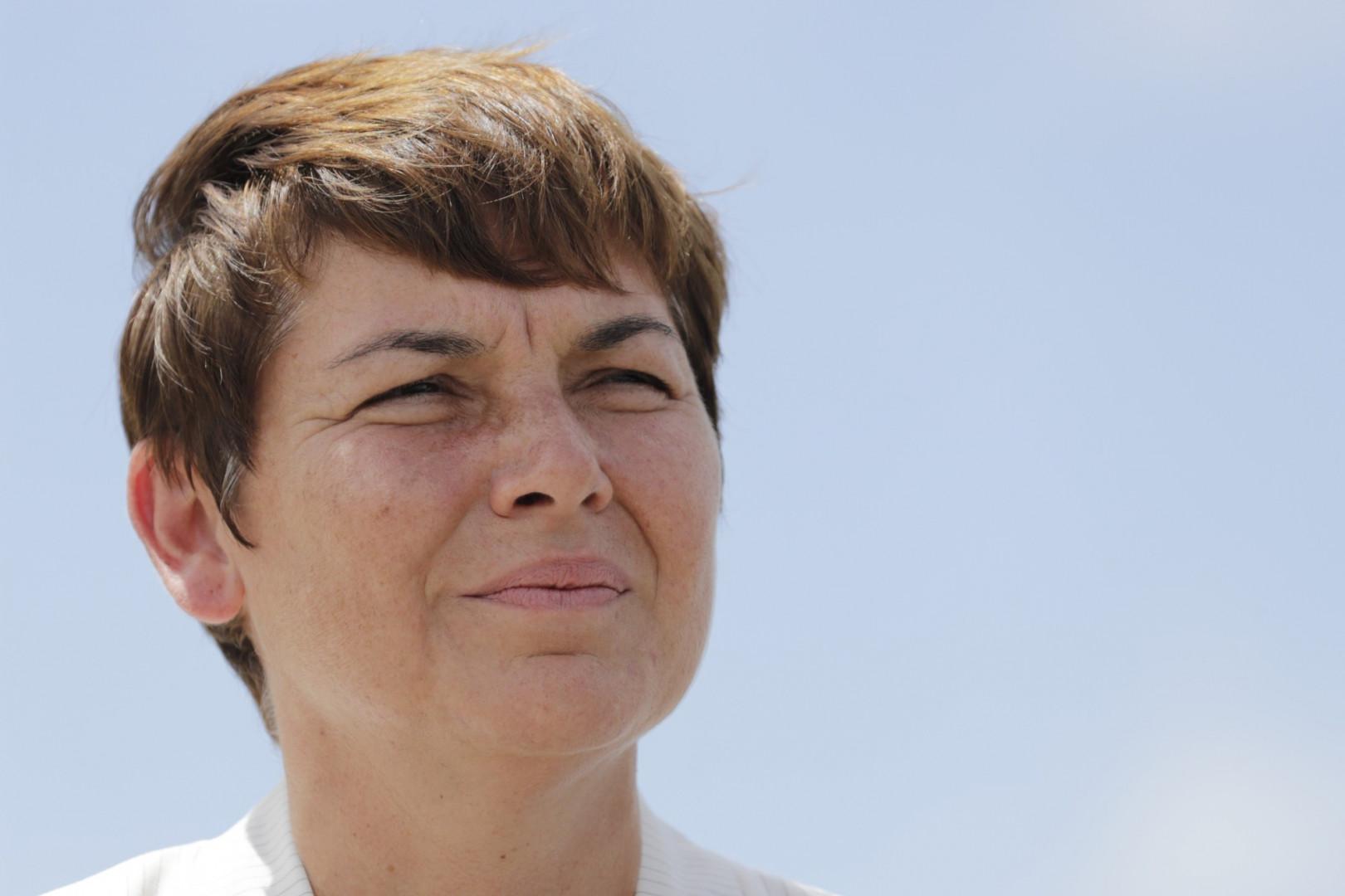 Ancienne ministre des Outre-mer Annick Girardin a été nommée ministre de la Mer, un ministère nouvellement créé