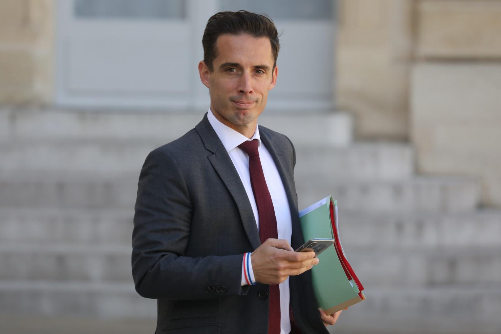 Jean-Baptiste Djebarri a été maintenu au poste de ministre délégué chargé des Transports