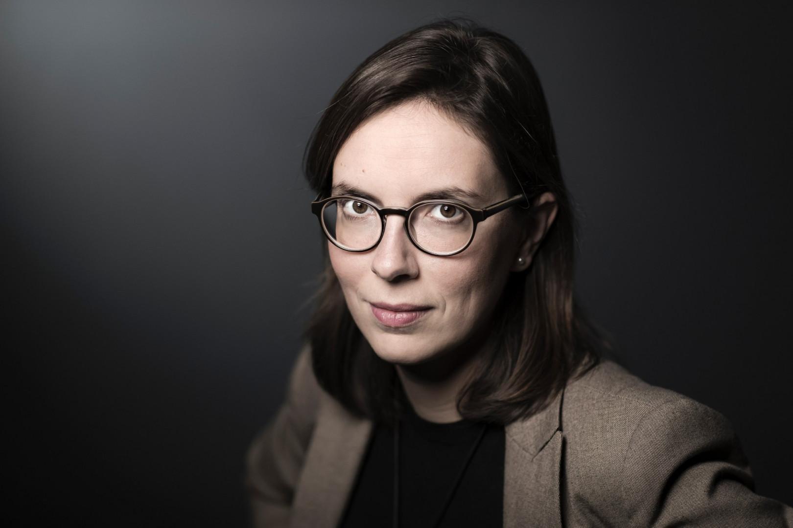 Amélie de Montchalin, ministre de la Transformation et de la fonction publique, est également candidate en Île-de-France.