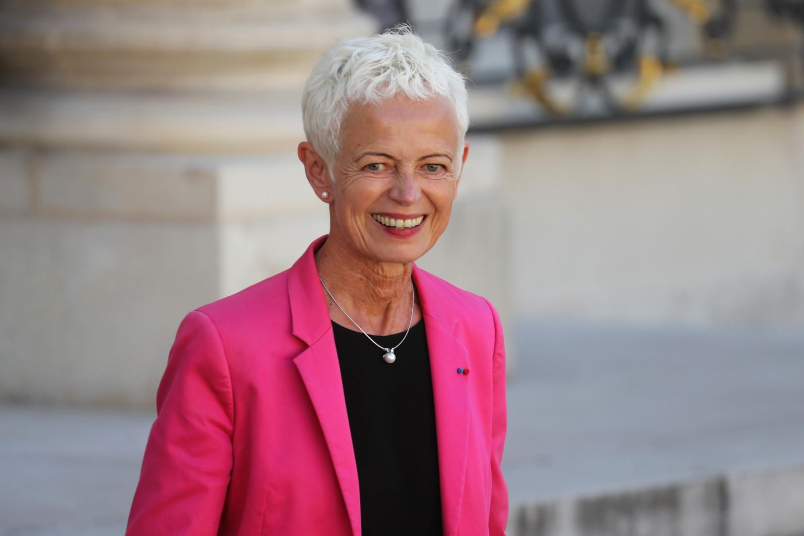 Brigitte Klinkert, ministre déléguée chargée de l'Insertion, dirigera la liste LaREM dans le Grand Est.
