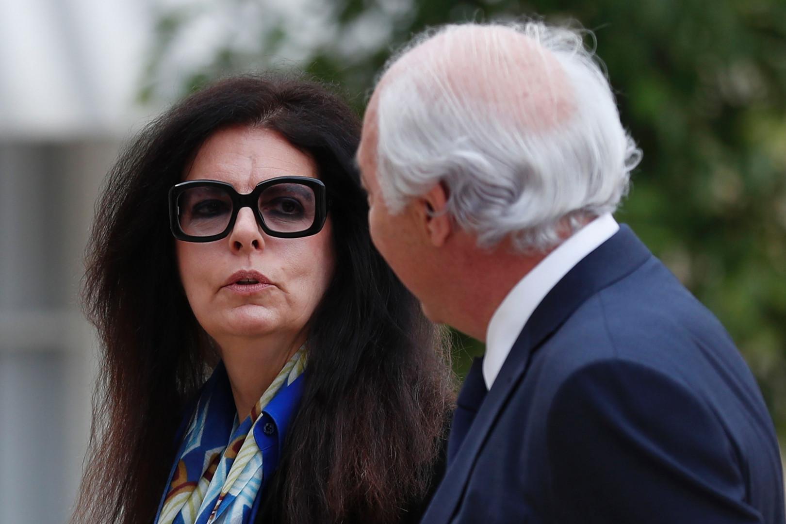 2. Françoise Bettencourt Meyers, L'Oréal avec 73,6 milliards de dollars