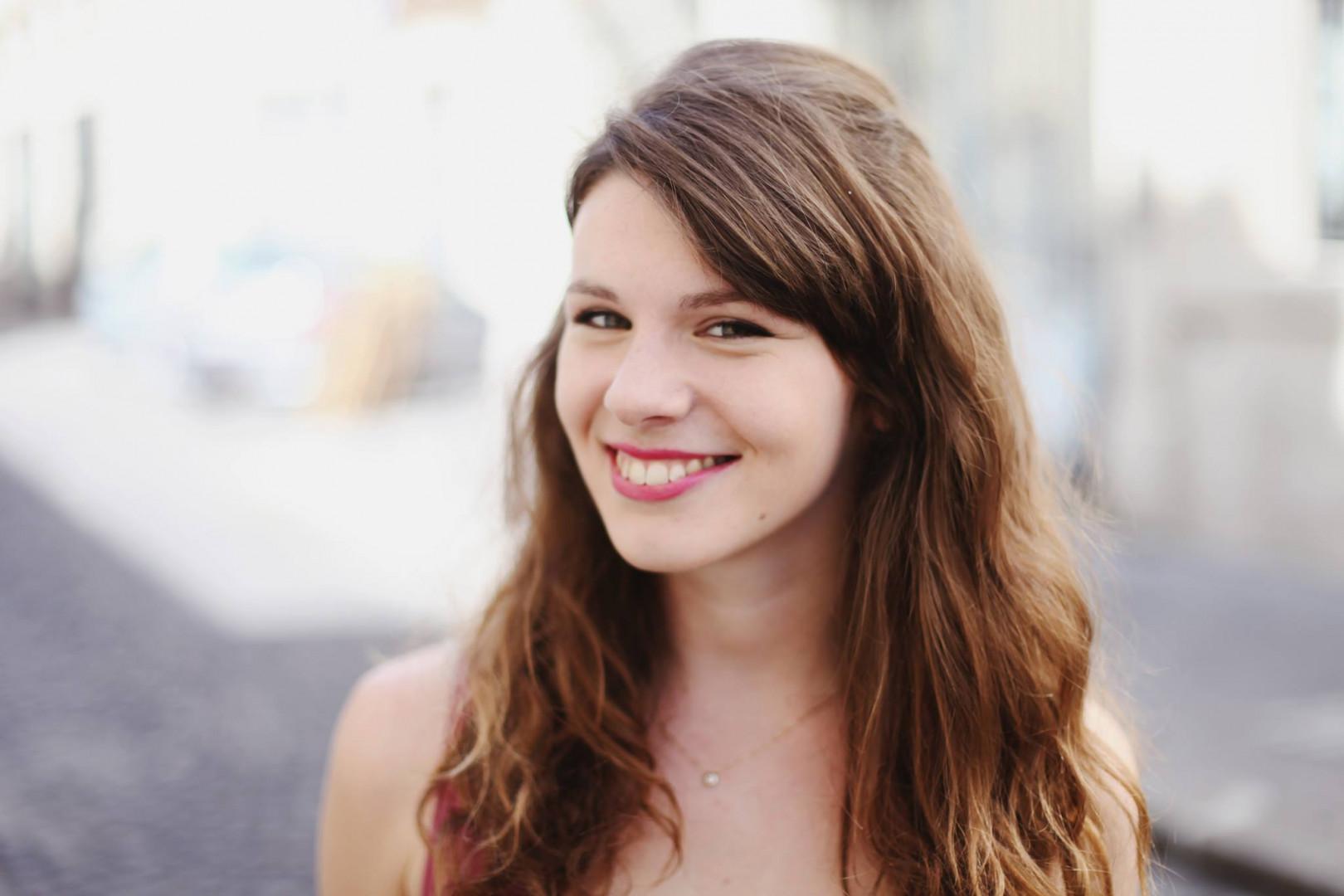 Léa Bordier est réalisatrice indépendante