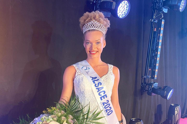 Aurélie Roux, Miss Alsace 2020
