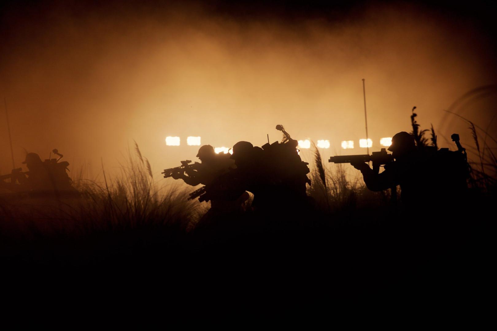 Une scène de bataille qui n'est pas sans rappeler les épisodes de la saga