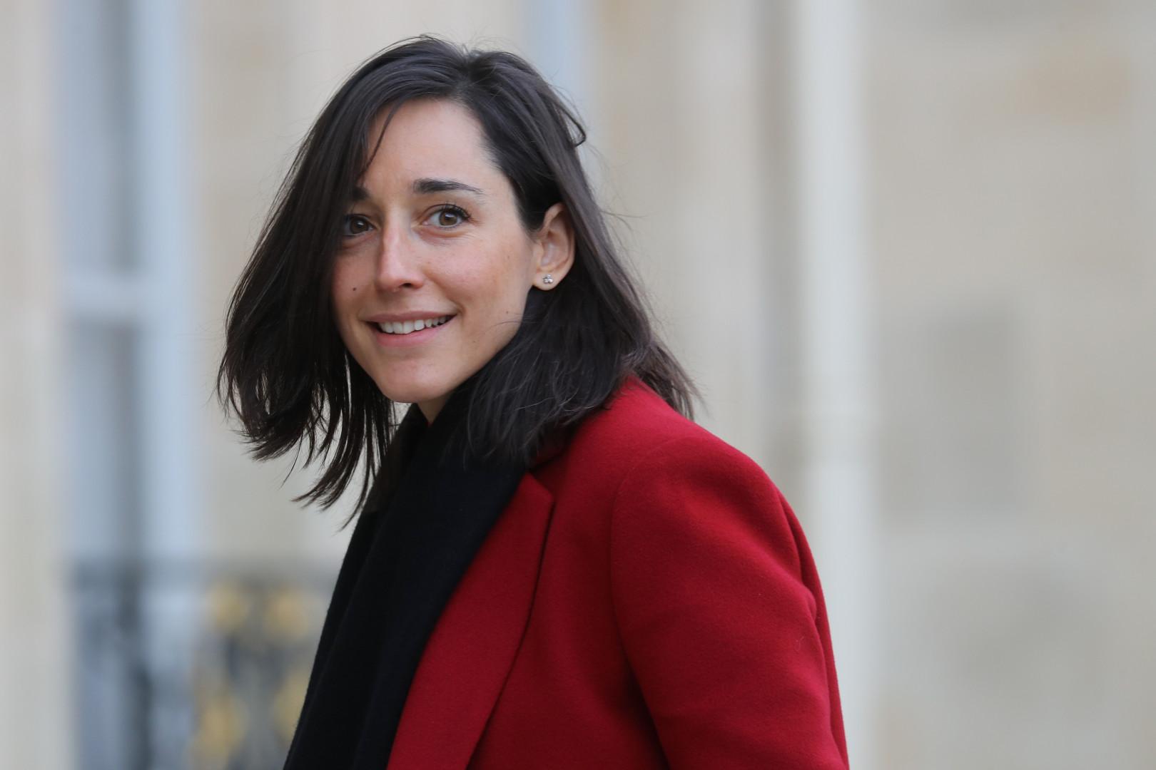 L'ex-secrétaire d'État auprès de la ministre de la Transition écologique et solidaire Brune Poirson a contracté la Covid-19 le 14 mars 2020