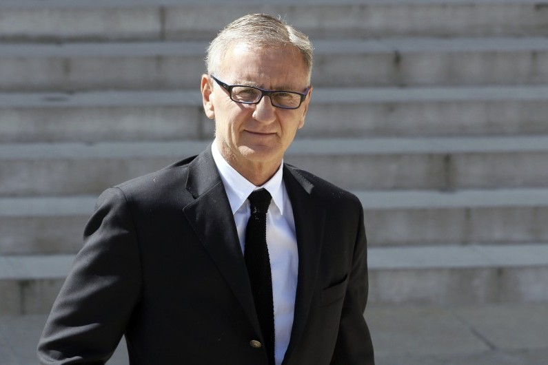 André Vallini, secrétaire d'Etat auprès du ministre des affaires étrangères, chargé du Développement et de la Francophonie.
