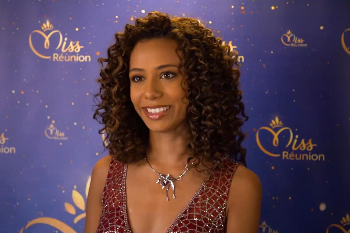 Lyna Boyer, étudiante en management de 21 ans est Miss Réunion 2020