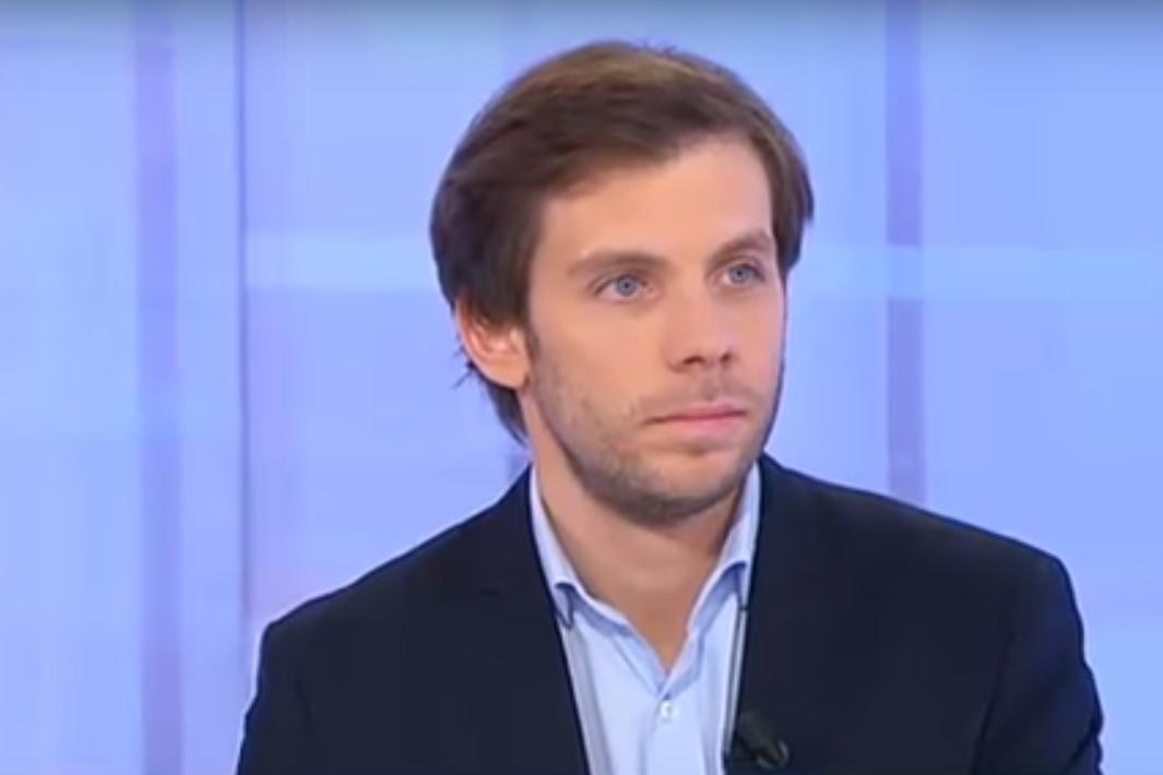 Damien Lempereur, tête de liste Debout la France pour les élections régionales 2015 en Languedoc-Roussillon-Midi-Pyrénées.