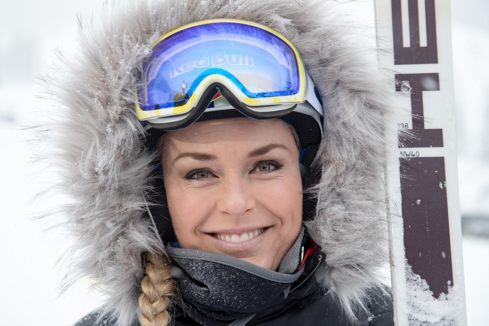 Lindsey Vonn est une skieuse américaine et fondatrice d'une association qui a pour but d'inspirer les filles à faire du sport. Instagram/lindseyvonn/