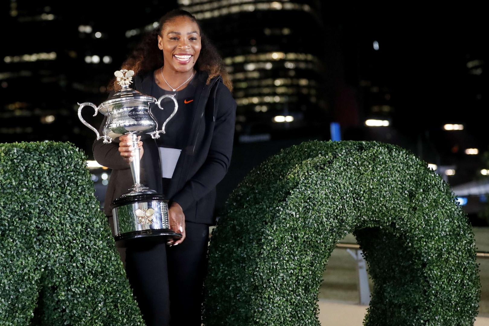 On ne présente plus Serena Williams, championne de tennis et super-woman des réseaux sociaux : Instagram / serenawilliams