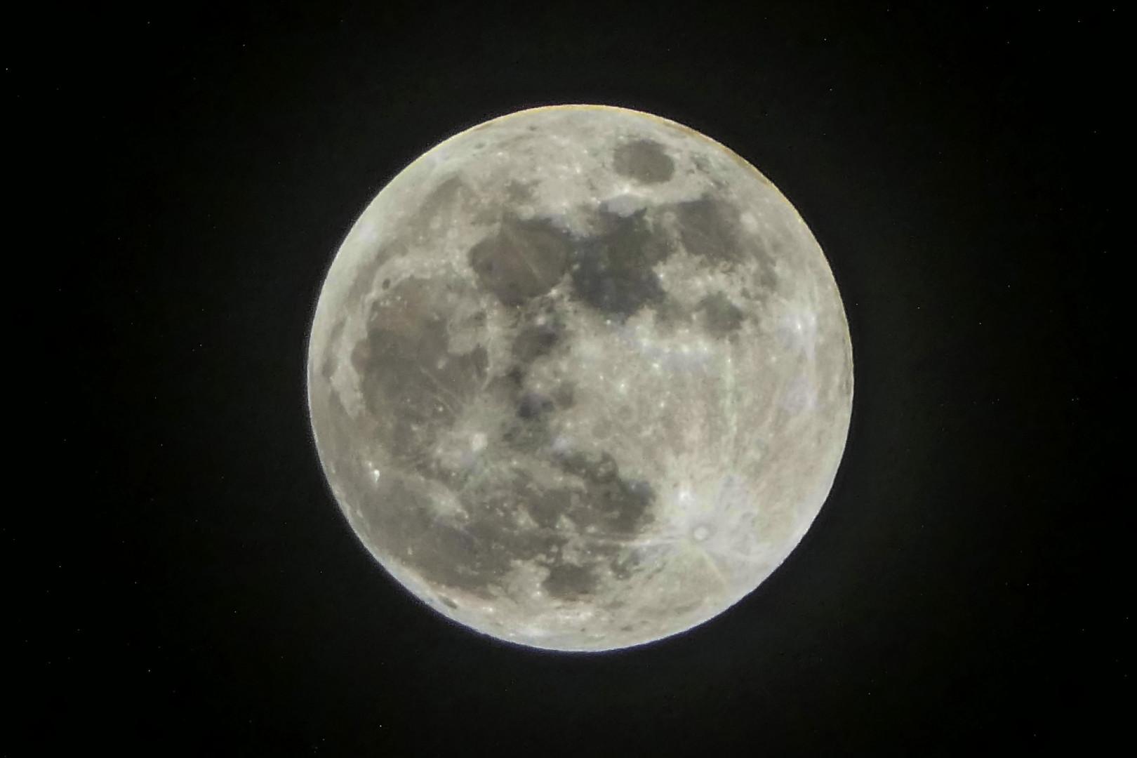 La Chine veut envoyer des hommes sur la Lune.