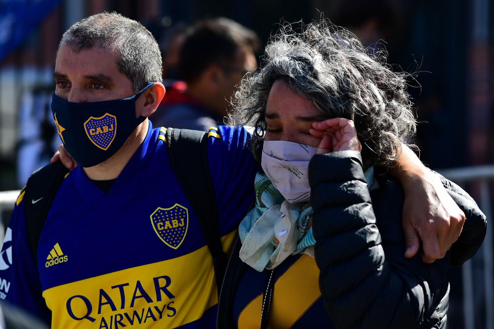 L'Argentine est endeuillée par la perte d'un de ses plus grands joueurs, devenu une icône populaire.
