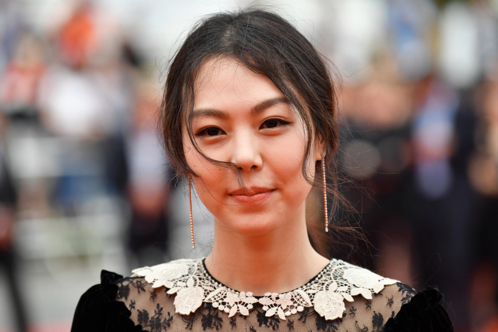 """16 - La Coréenne Kim Min-hee (""""Mademoiselle"""")"""