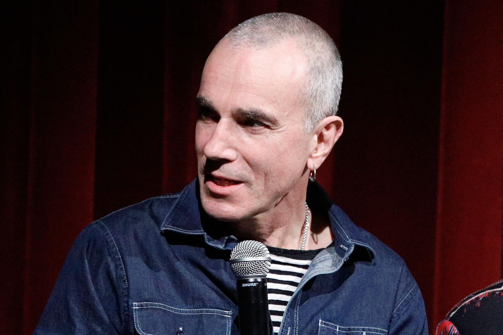 """3 - Le Britannique Daniel Day-Lewis (""""Gangs of New York"""", """"There Will Be Blood"""")"""