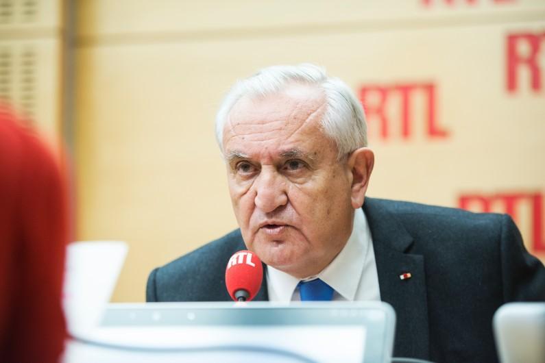Jean-Pierre Raffarin, ancien Premier ministre, invité de RTL le 14 mars 2017