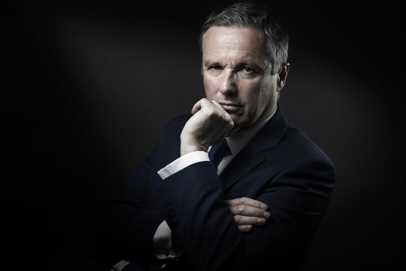 Nicolas Dupont-Aignan, candidat Debout la France à la présidentielle 2017.